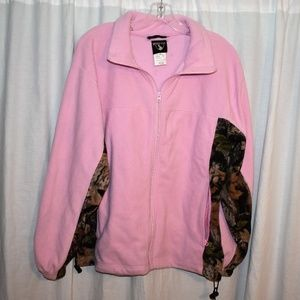 Wood'N Trail Pink Camo Jacket